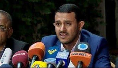 """حمزة الحوثي يُعلّق على ظهور """"طارق عفاش"""" ويكشف عن مخطط خطير للعدوان"""