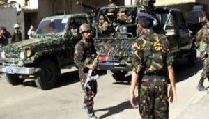 الأجهزة الأمنية تفشل عمليات تهريب أجانب وضبط عشرة من عناصر العصابات في عمران
