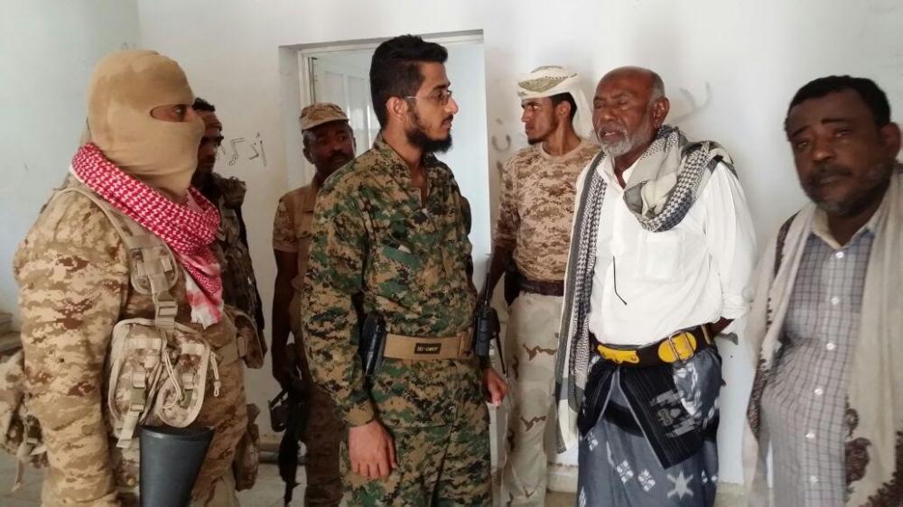 قوات إماراتية في مطار عدن تعتقل العميد الفضلي المُعين من قبل العدوان مدير أمن محافظة أبين