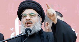 السيد نصر الله يكشف لأول مرة عن محتوى رسالة من السعودية إلى الأسد