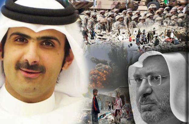 مسؤول قطري لوزير إماراتي: الخزي يلاحقكم في اليمن