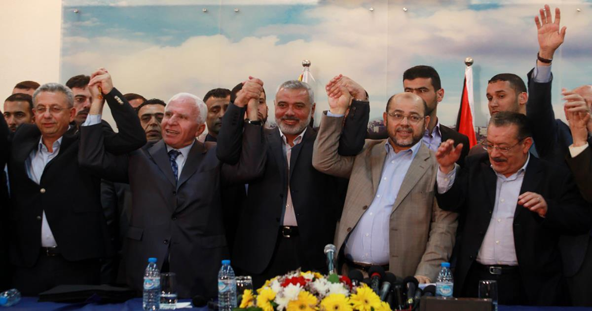 رسمياً.. حماس وفتح توقعات على اتفاق المصالحة في القاهرة