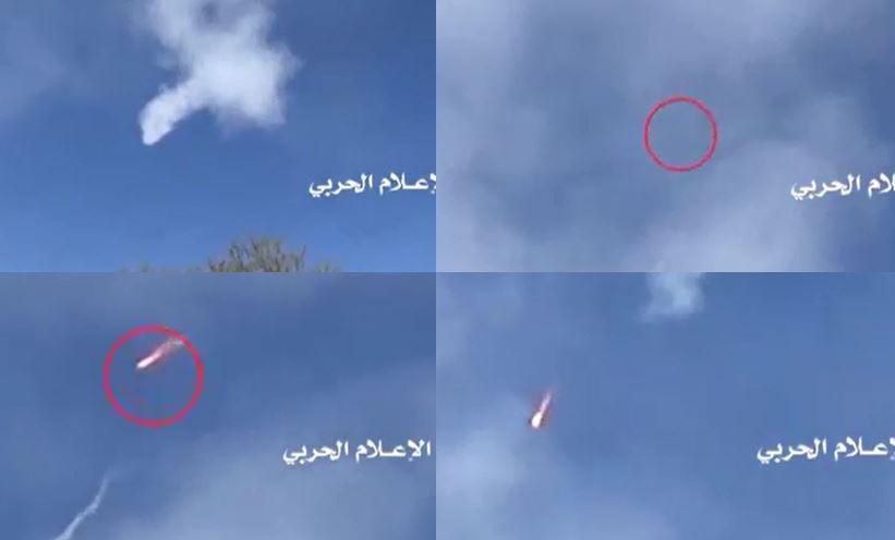 مصدر عسكري: الدفاعات الجوية تُسقط طائرة استطلاع أمريكية كبيرة في الجوف