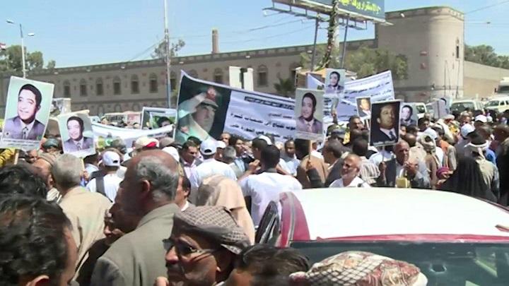 نجل الرئيس الحمدي يدعو لكشف الحقيقة في اغتيال والده