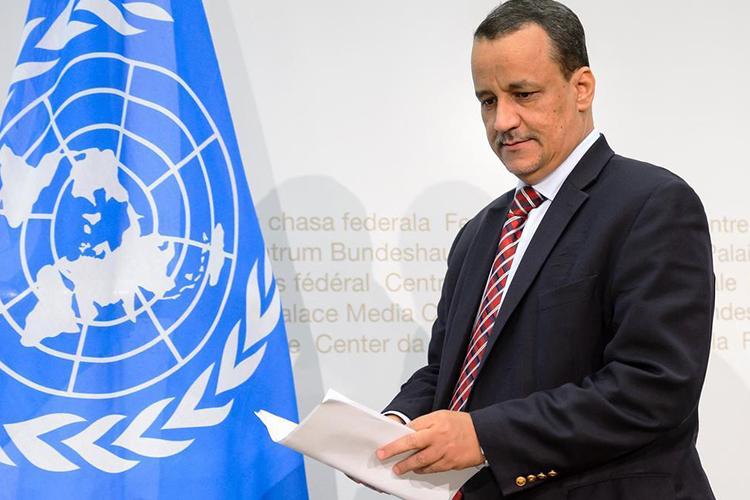 عاجل: ولد الشيخ يكشف نتائج زيارة نائبه إلى صنعاء: تعاون لاستئناف العملية السياسية