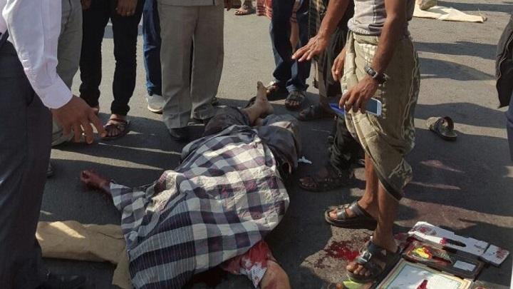 عدن: اغتيال إمام مسجد في المعلا