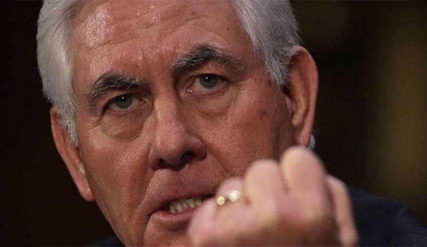 """تعليق مثير لمدير التحالف الأمريكي الشرق أوسطي"""" على إقالة تيلرسون!"""