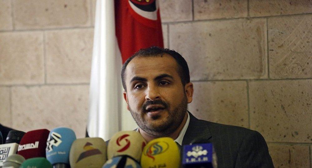 هام | كشف حقيقة وصول الناطق الرسمي لأنصار الله إلى العاصمة السعودية الرياض