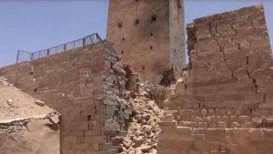 هيئة المدن التاريخية تدين استهداف العدوان المستمر للمعالم التاريخية