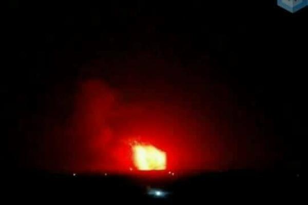 """صواريخ سوريا أكدت المؤكد """"إسرائيل ليست إلا قشة"""""""
