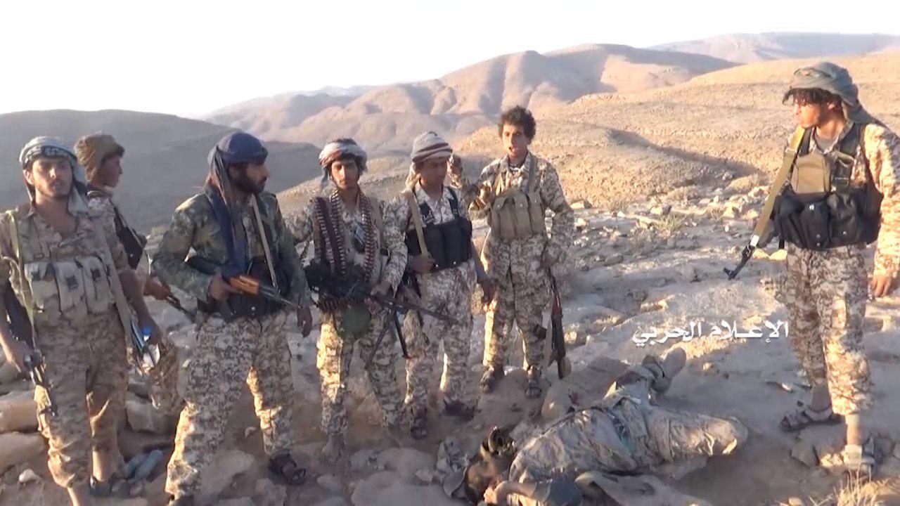 مصرع العشرات من مرتزقة العدوان في عمليات عسكرية واسعة بمحافظة الجوف