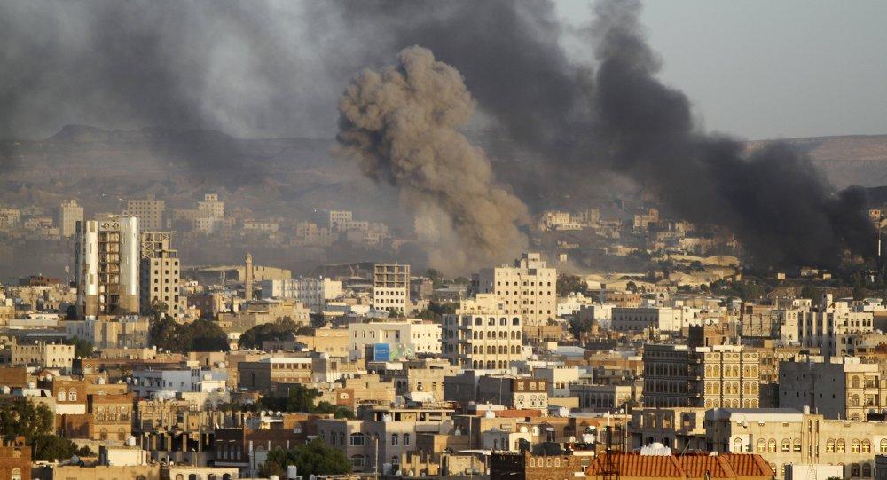 رصد جرائم العدوان الأمريكي السعودي والمنافقين ليوم السبت 12شعبان