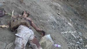 بالصور: عشرات الجنود السعوديين وعتادهم في محرقة كبرى في جيزان