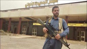 البخيتي من مطار الحديدة يكشف عن تفاصيل جديدة حول المعارك الدائرة