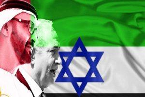 صحيفة لندنية: الإمارات تشارك العدو الصهيوني في قصف الفلسطينيين