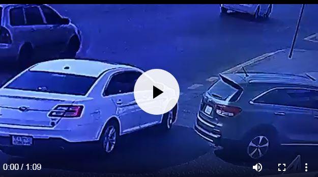 شاهد بالفيديو  .. أول امرأة تسرق سيارة في الدمام بالسعودية