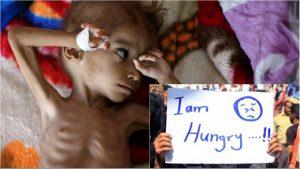 تقرير أمريكي يكشف نية السعودية في تدمير مراكز التموين الغذائي باليمن