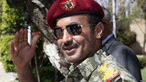 صنعاء: «المؤتمر الشعبي» يجدد دعوته لرفع العقوبات عن أحمد علي عبدالله صالح