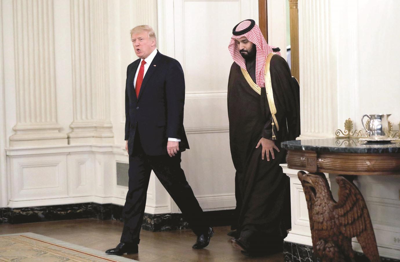 واشنطن بوست: على أمريكا إعادة توجيه علاقاتها مع النظام السعودي