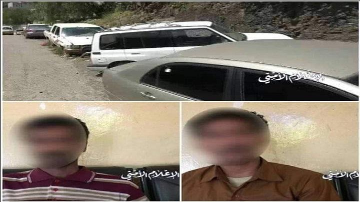 الأجهزة الأمنية بحجة تضبط أخطر عصابة لسرقة السيارات وتسترد عدد كبير من السيارات المسروقة