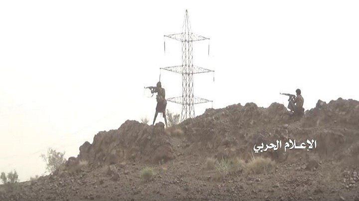 قتلى بصفوف المرتزقة في هجوم مباغت على مواقعهم بمفرق الوازعية في تعز