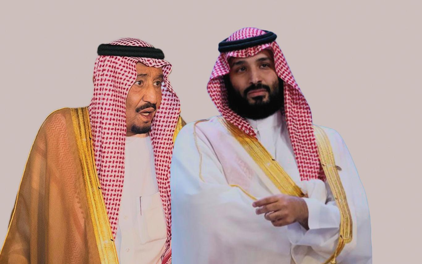 ماذا يحدث في السعودية مات الملك مات ولي العهد أم الشرعية شرعية كوكس بنبوءات كوهين أم إنتهى الكيان السعودي متابعات
