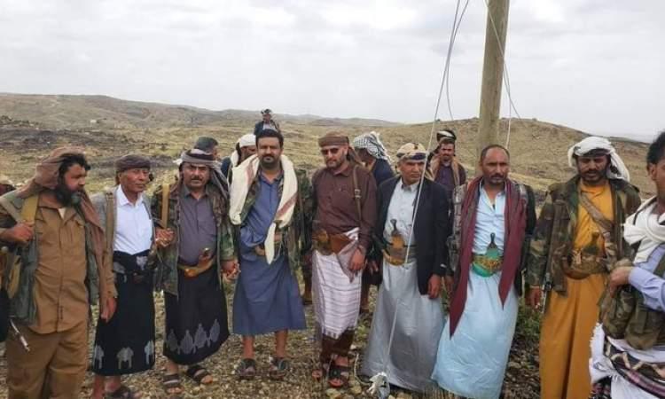 قوات الحوثي تواصل تقدمها وتسيطر على مناطق في بيحان شبوة